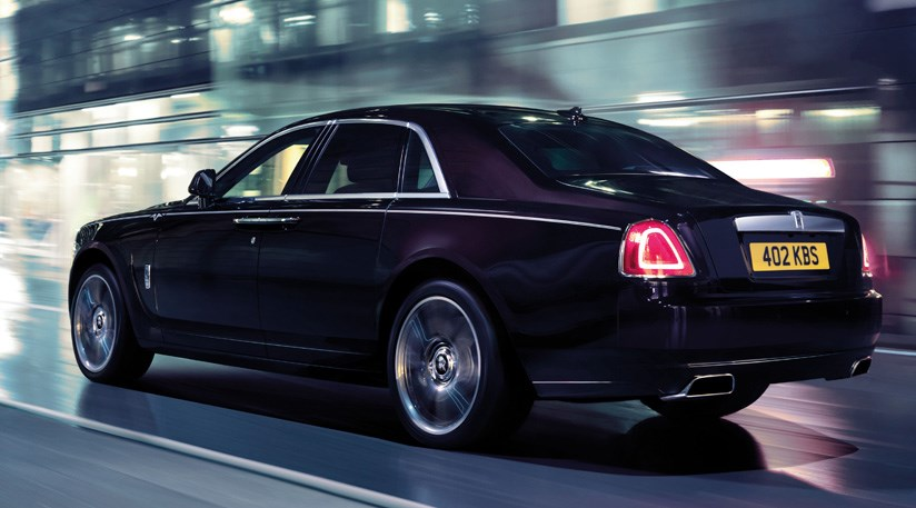 Rolls-Royce Ghost V-Spec (2014) first official pictures by CAR ...