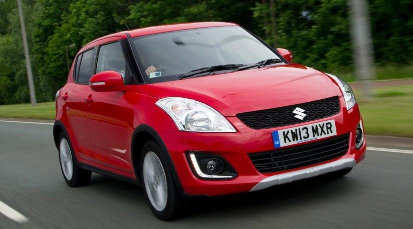Suzuki Swift 4x4 SZ4 (2014) review | CAR Magazine