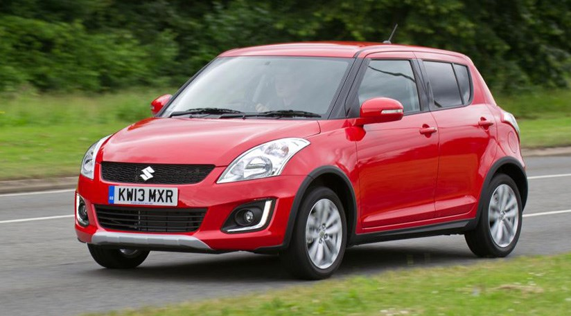 suzuki swift 4x4 sz4 2014 review car magazine. Black Bedroom Furniture Sets. Home Design Ideas