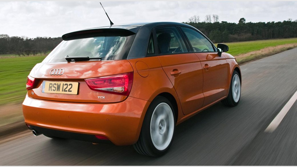 Audi a1 sportback 16 tdi s line 2014 review by car magazine audi a1 sportback 16 tdi s line 2014 review sciox Gallery