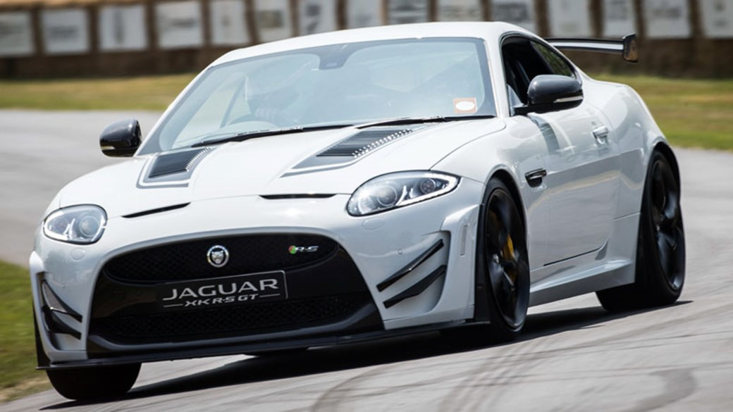 Jaguar XKR S GT (2014) Review