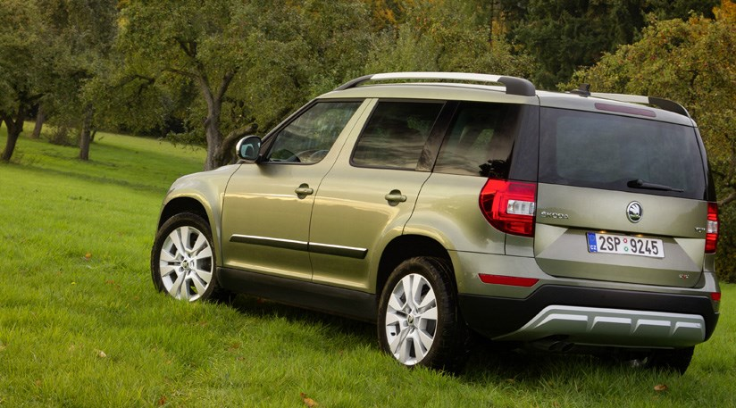 skoda yeti 2 0 tdi outdoor 2014 review car magazine. Black Bedroom Furniture Sets. Home Design Ideas