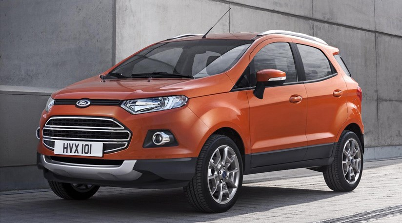 Image Result For Ford Ecosport Titanium Review