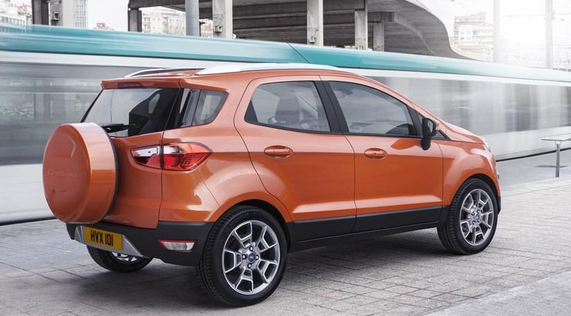 Ford Ecosport 1 5 Tdci Titanium 2014 Review Car Magazine