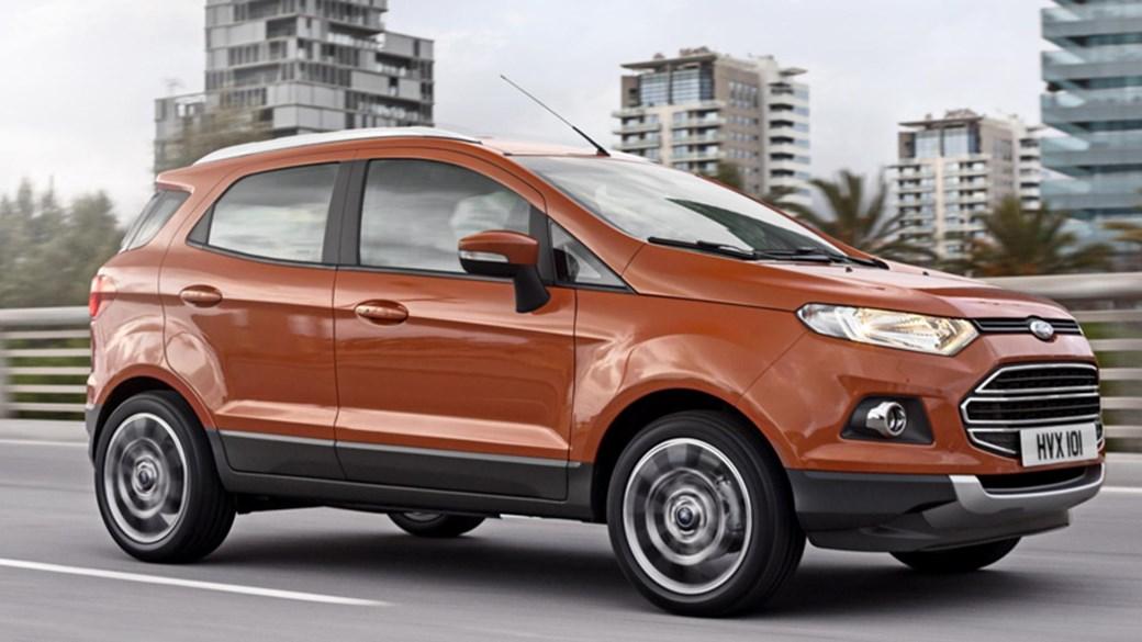 Ford Ecosport 1.5 TDCI Titanium (2014) review & Ford Ecosport 1.5 TDCI Titanium (2014) review by CAR Magazine markmcfarlin.com
