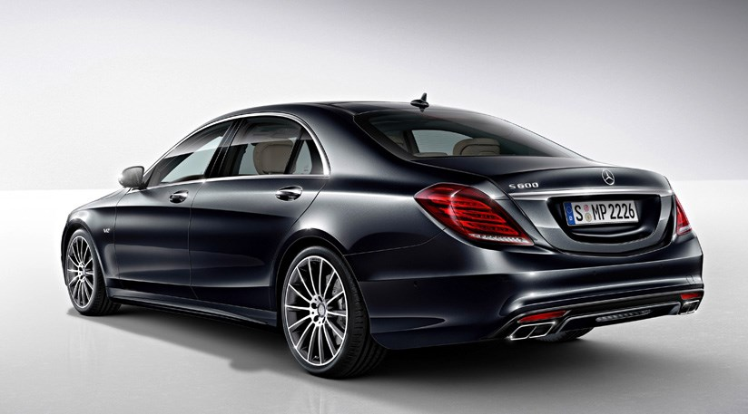 Mercedes S600 (2014) First Official Pictures +10