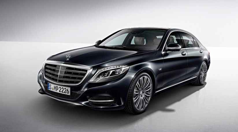 Mercedes s600 2014 first official pictures by car magazine for Mercedes benz c 600