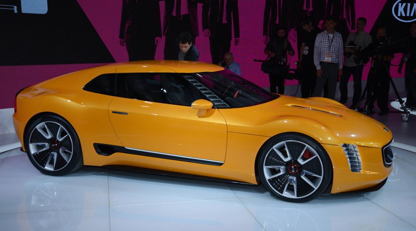 Kia Gt4 Stinger Concept 2017 First Official Pictures 15