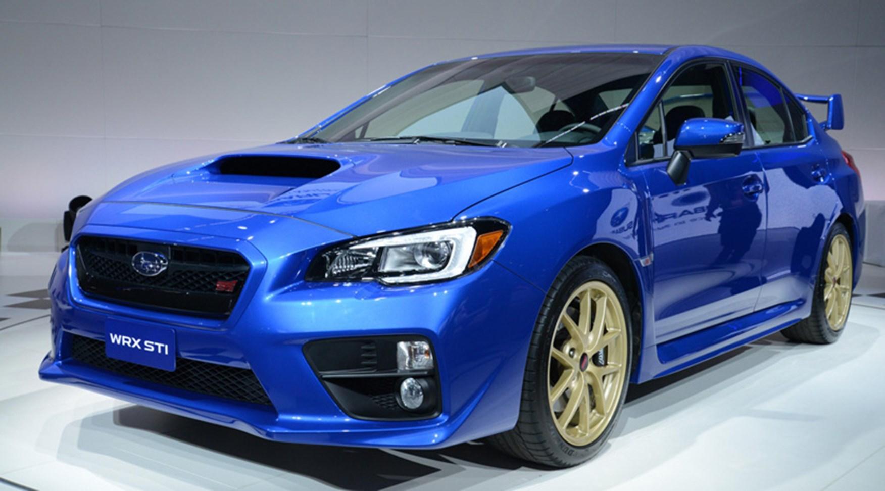 Subaru Impreza —