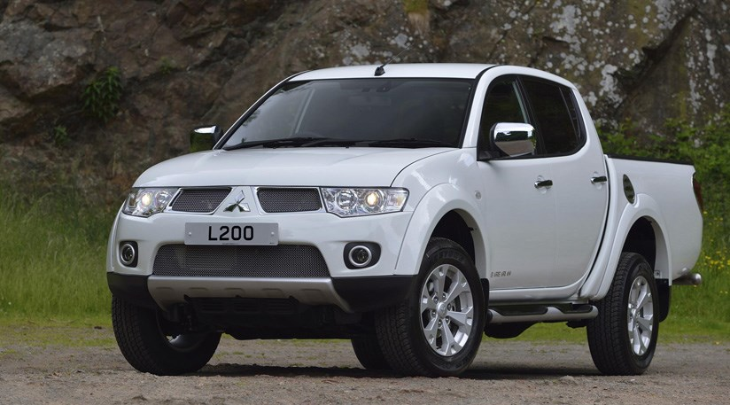 Mitsubishi triton 2014 review