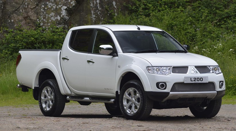 Mitsubishi L200 Barbarian 4x4 2014 Review Car Magazine