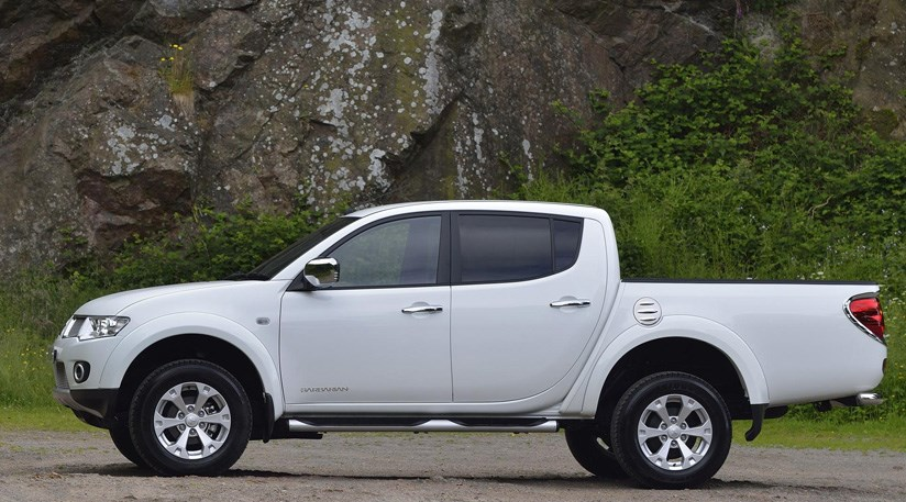 Mitsubishi L200 Barbarian 4x4 2014 Review By Car Magazine