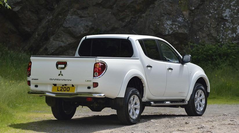 Mitsubishi triton 2014 review