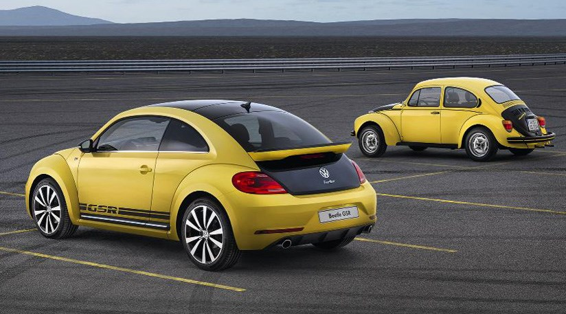 2014 volkswagen beetle turbo gsr