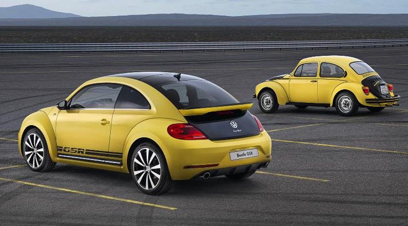 VW Beetle GSR (2014) review | CAR Magazine