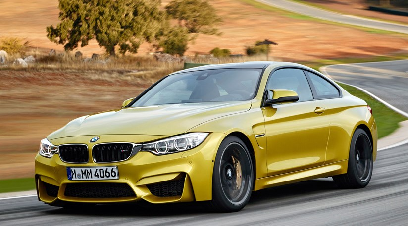car most wanted of 2014 bmw m3 and bmw m4 by car magazine. Black Bedroom Furniture Sets. Home Design Ideas