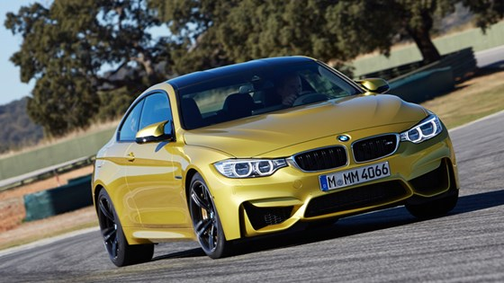 Car Most Wanted Of 2014 Bmw M3 And Bmw M4 Car Magazine