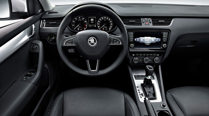 skoda octavia 1 6 tdi elegance 2014 review by car magazine. Black Bedroom Furniture Sets. Home Design Ideas