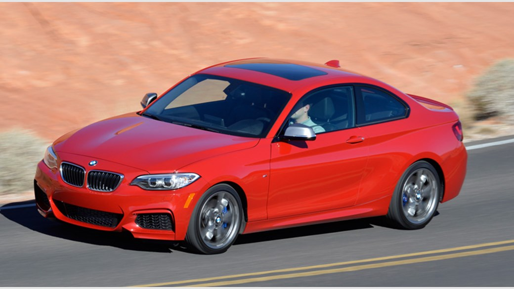 BMW Mi Review By CAR Magazine - 2014 bmw m235i