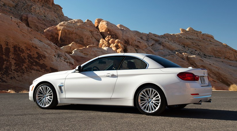 Bmw 4 Series 435i Convertible 2014 Review By Car Magazine