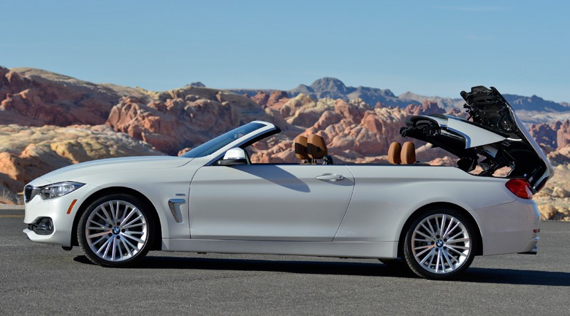 BMW Series I Convertible Review By CAR Magazine - 2014 bmw 328i convertible