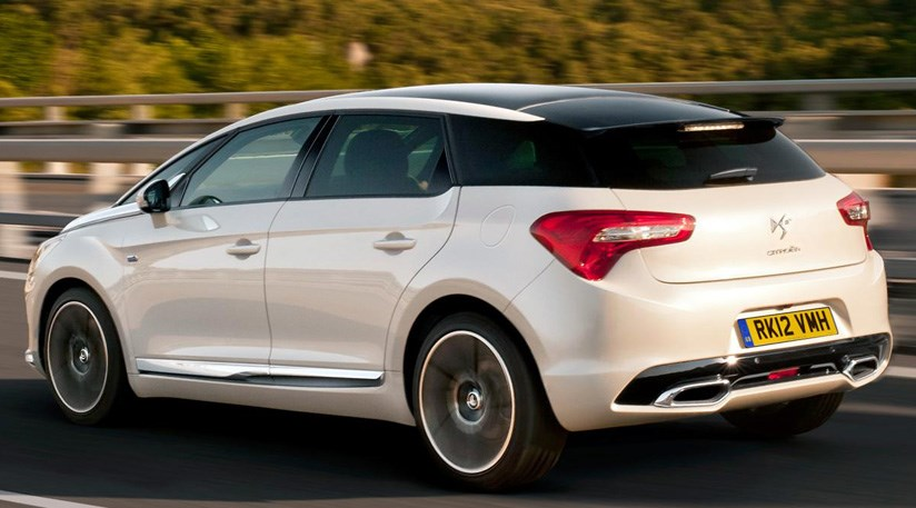 Citroen DS5 2.0 HDi DSport (2014) review by CAR Magazine