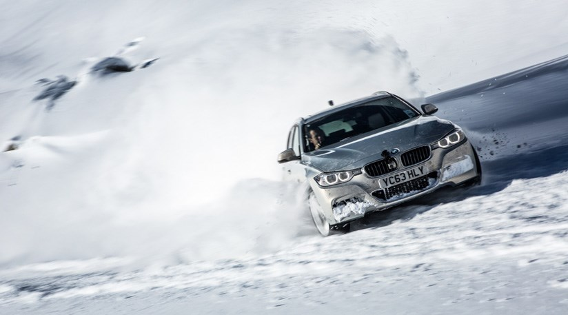Benz Drift Car >> BMW vs Winter: all you need to know about BMW xDrive | CAR Magazine