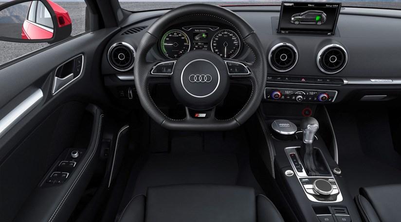 Audi A3 Sportback etron 2014 review by CAR Magazine