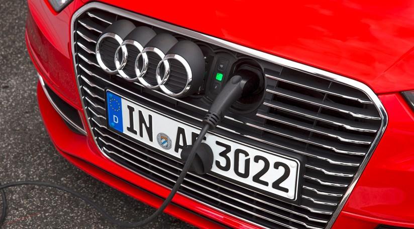 Audi A Sportback Etron Review CAR Magazine - Audi a3 hybrid