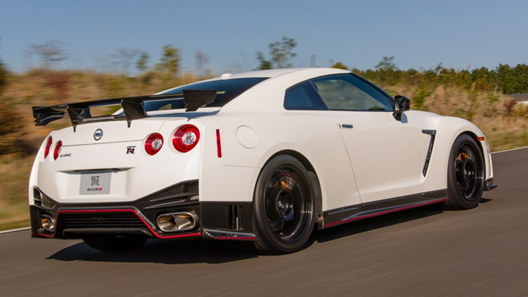 Nissan GT R Nismo (2014) Review