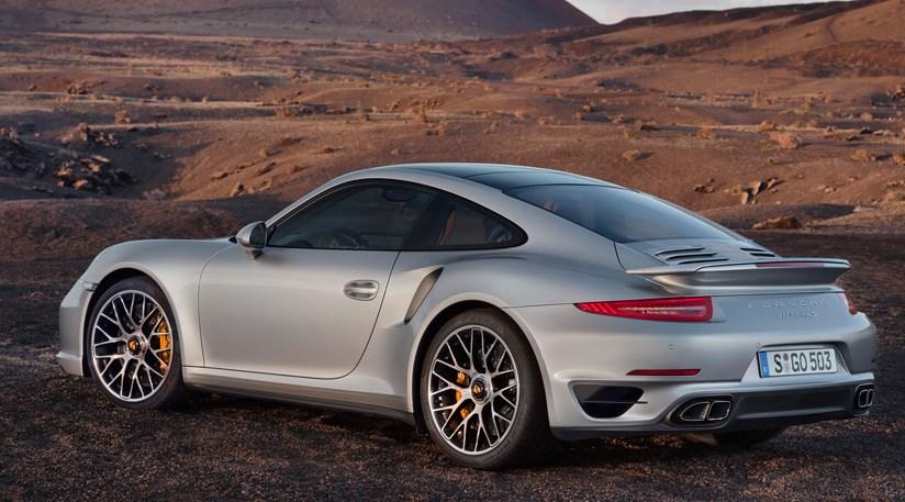 Porsche 911 Turbo S 2014 Review Car Magazine