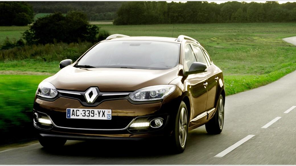 Renault Megane Sport Tourer Dynamique Dci 110 2014 Review Car
