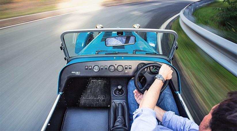 Caterham Seven 160 2014 Review Car Magazine