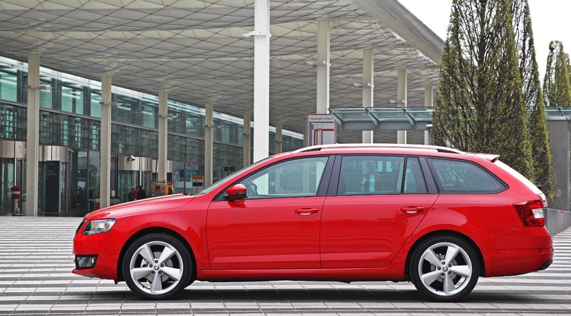 Skoda octavia 20 tdi elegance estate 2014 review car magazine skoda octavia 20 tdi elegance estate 2014 review publicscrutiny Choice Image