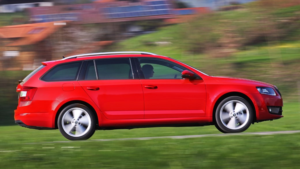 Skoda octavia tdi elegance estate review car magazine