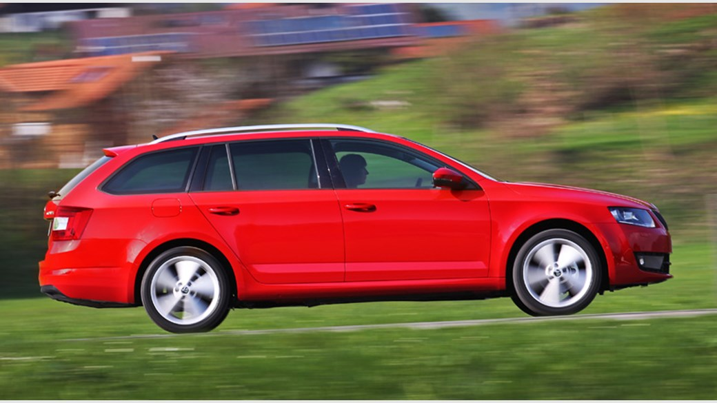 Skoda Octavia 20 Tdi Elegance Estate 2014 Review Car Magazine