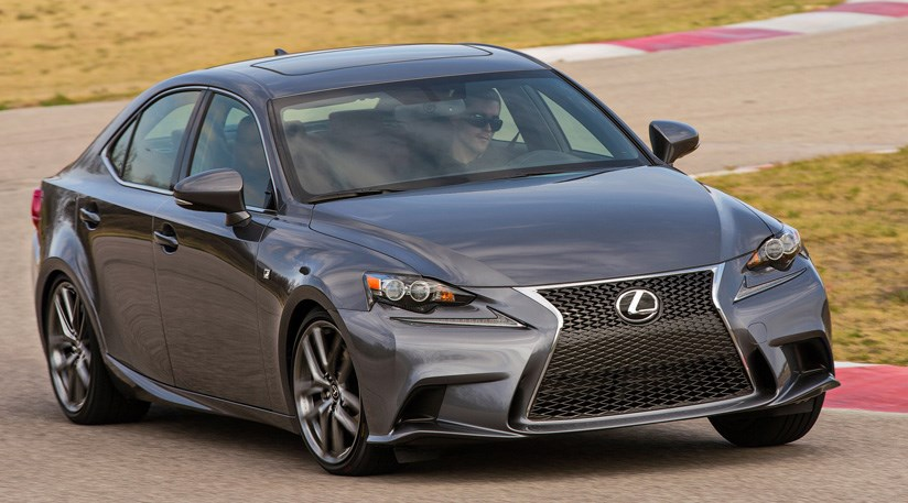 Lovely Lexus IS250 F Sport (2014) Review ...