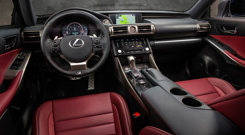 Lexus IS250 F Sport 2014 Review By CAR Magazine