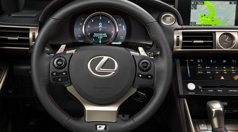 ... Lexus IS250 F Sport (2014) Review ...