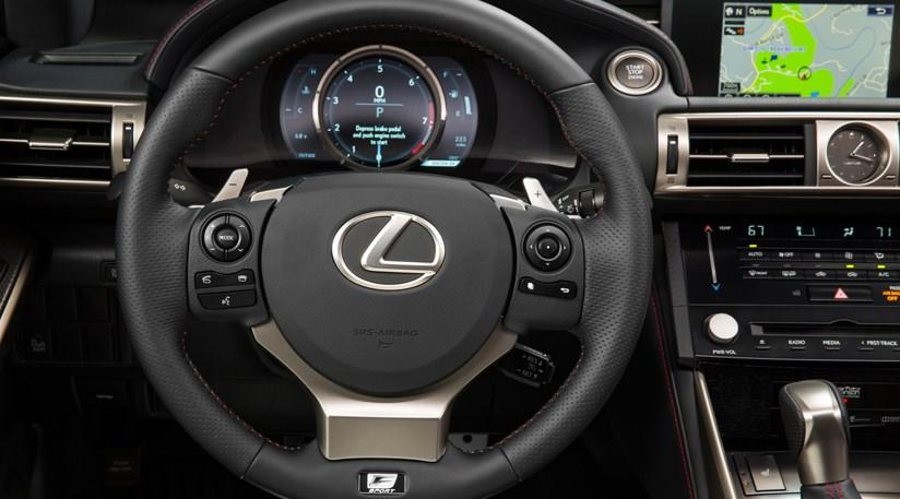 Lexus Is250 F Sport (2014) Reviewcar Magazine
