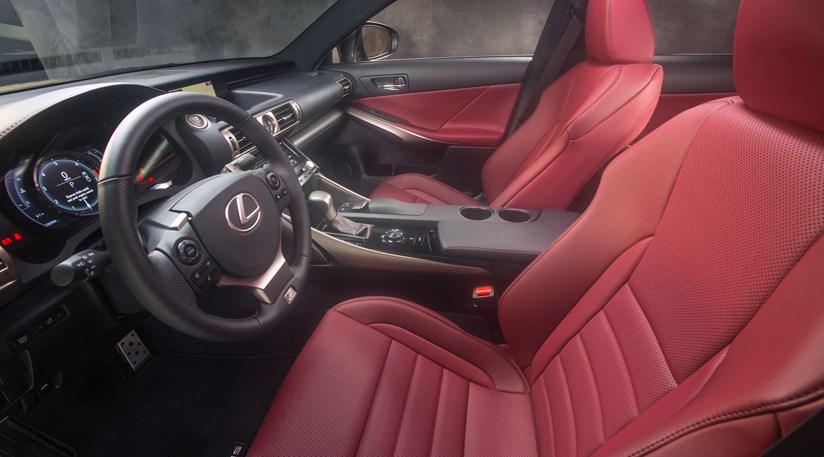 ... Lexus IS250 F Sport (2014) Review ...