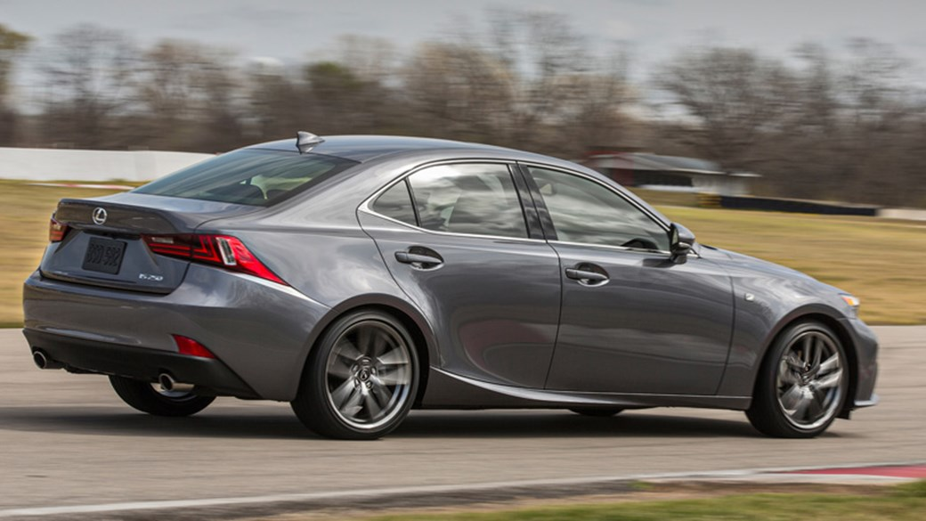 Lexus IS250 F Sport (2014) Review