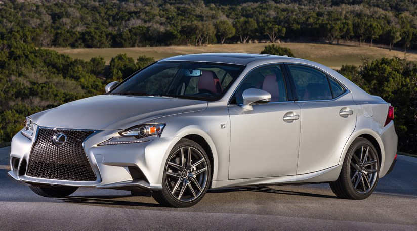 Lexus IS250 F Sport (2014) review by CAR Magazine