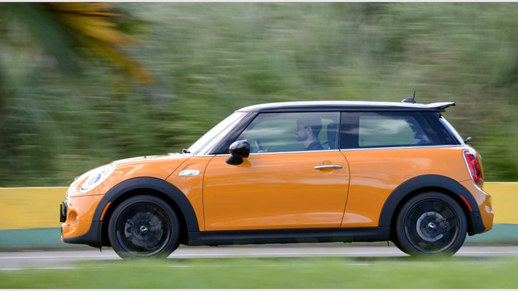 Mini Cooper S 2014 Review Car Magazine