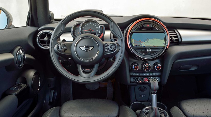 mini cooper s 2014 review by car magazine. Black Bedroom Furniture Sets. Home Design Ideas