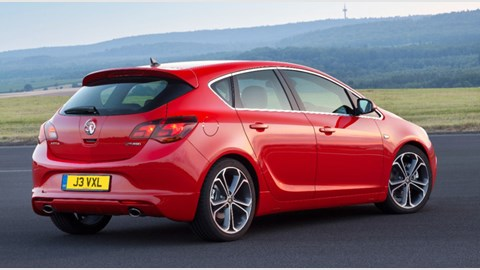 vauxhall astra biturbo 2 0 2014 review by car magazine. Black Bedroom Furniture Sets. Home Design Ideas