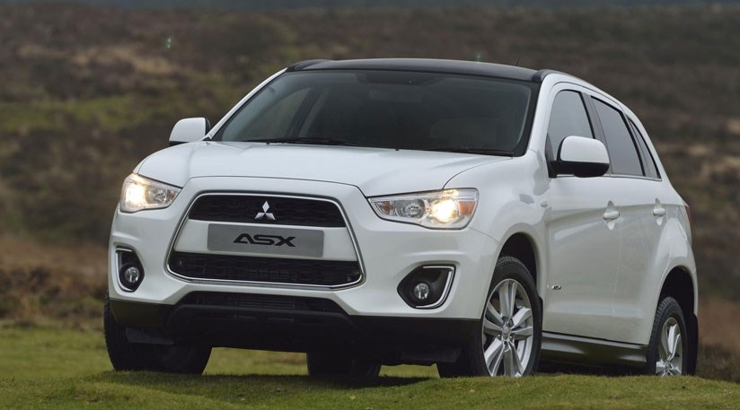 Infiniti Lease Deals >> Mitsubishi ASX 4 1.8 4x4 (2014) review | CAR Magazine