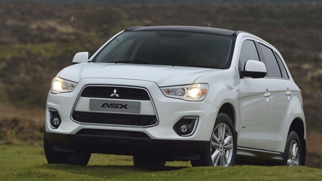 Mitsubishi asx diesel review