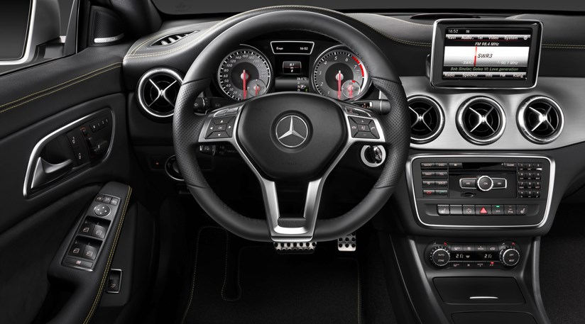 Mercedes CLA220 CDI AMG Sport 2014 review by CAR Magazine