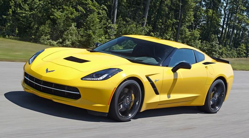 Chevrolet Corvette C7 Stingray 2014 Review Car Magazine